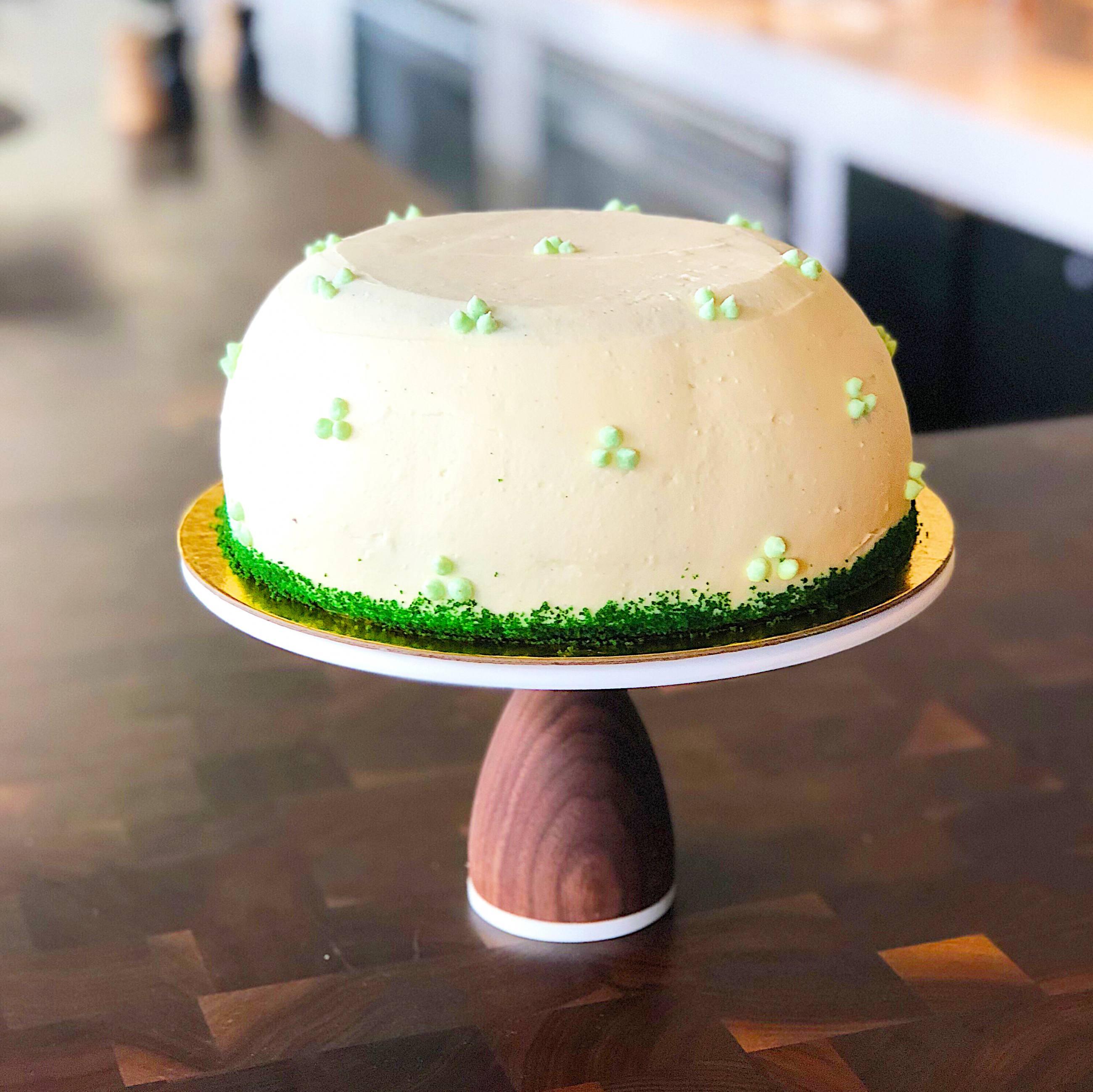 Green Velvet Cake at Tavern in Brentwood