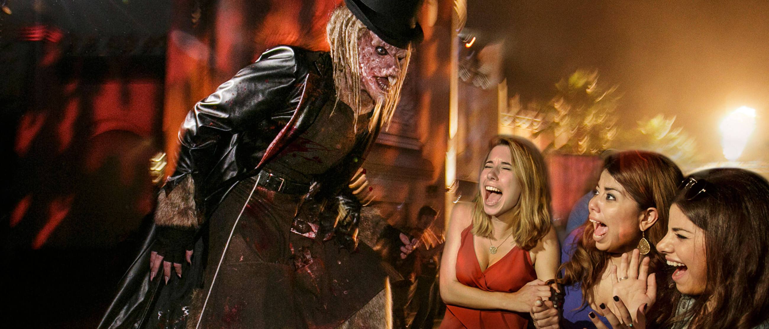 Universal Studios Hollywood Halloween Horror Nights