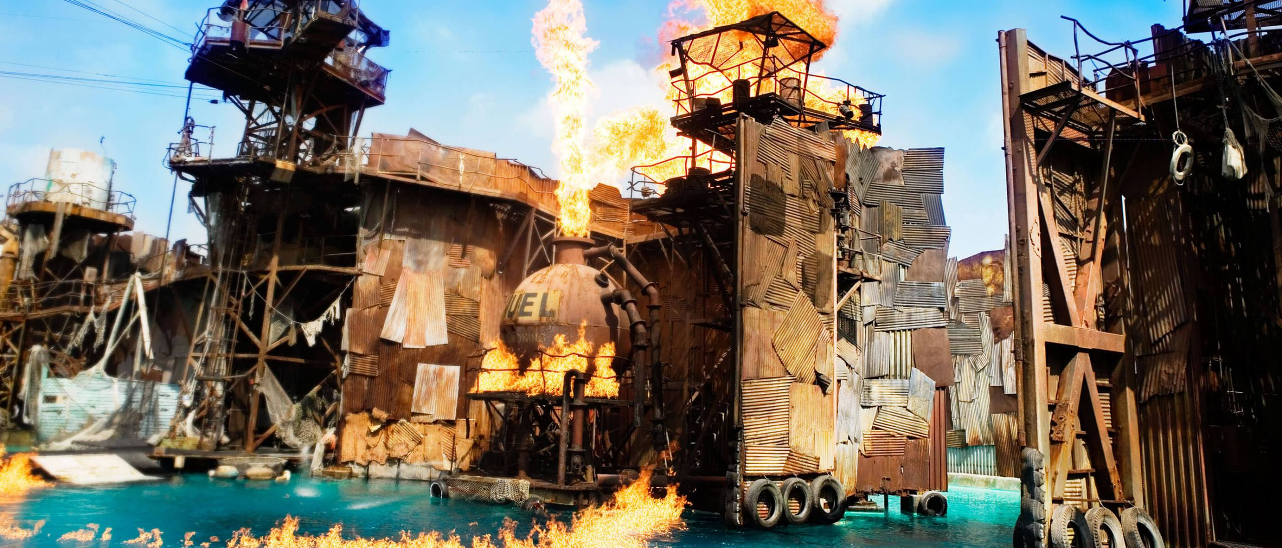 WaterWorld® at Universal Studios Hollywood