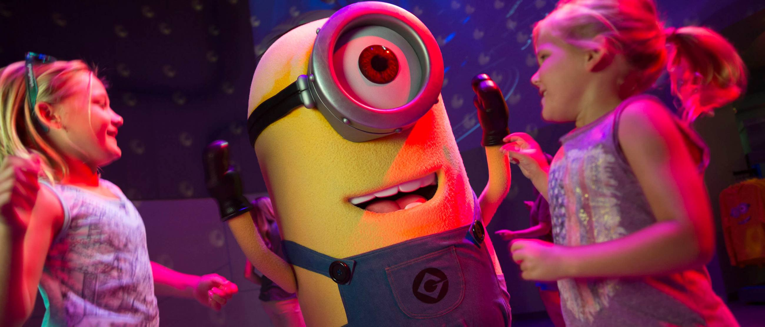 Despicable Me: Minion Mayhem at Universal Studios Hollywood