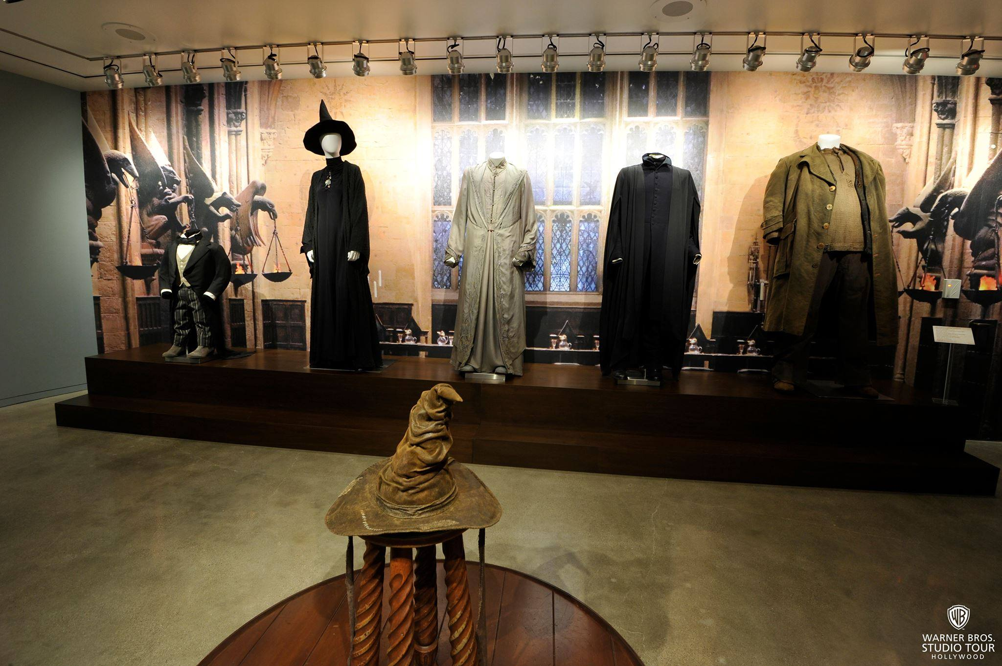 """Fantastic Beasts and Where to Find Them"" exhibit at Warner Bros. Studio Tour Hollywood"