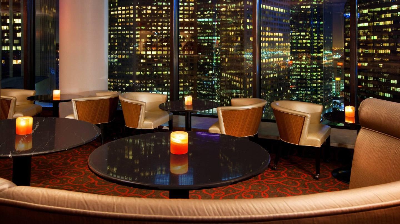 BonaVista Lounge at Westin Bonaventure