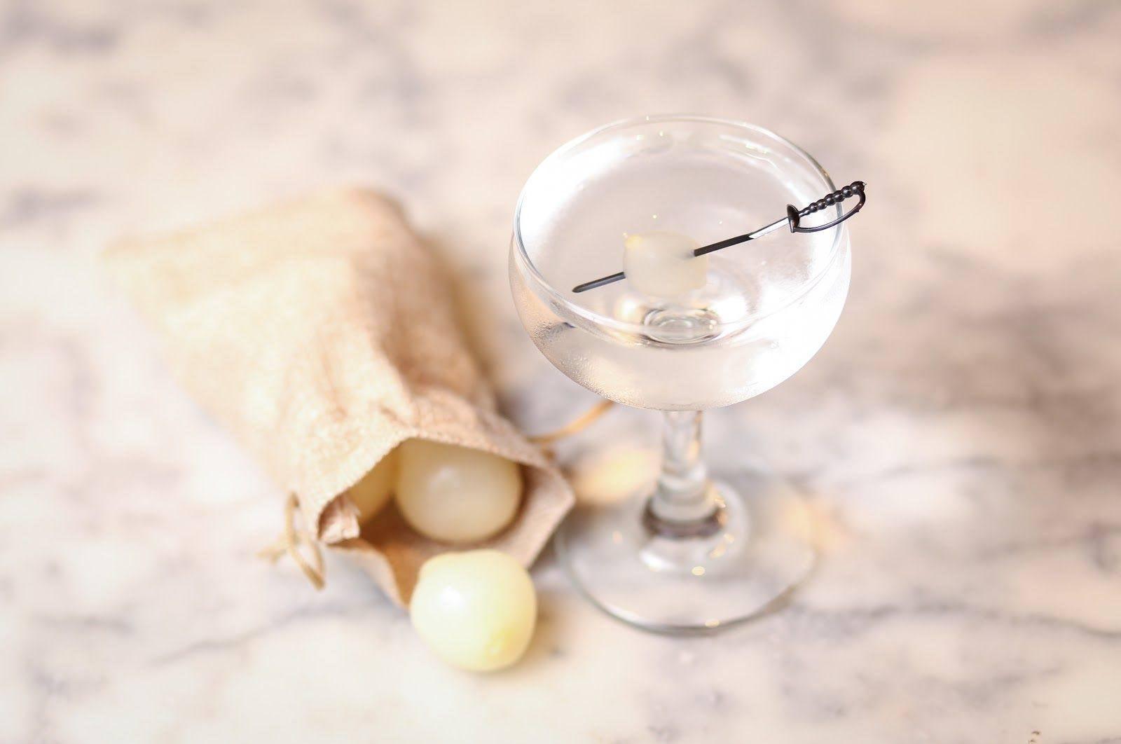 Onion Knight cocktail at Big Bar