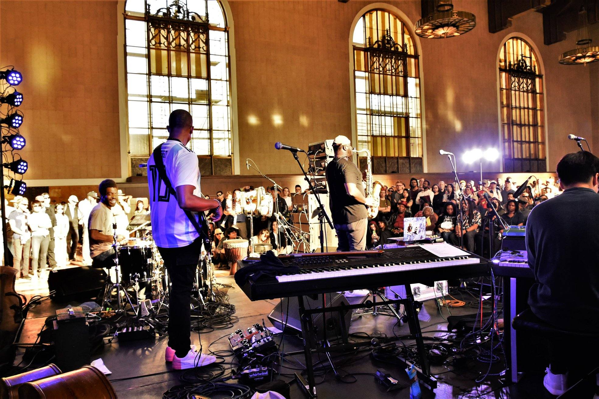 Black Nile Live at Union StationBlack Nile Live at Union StationBlack Nile Live at Union StationBlack Nile Live at Union StationBlack Nile Live at Union Station