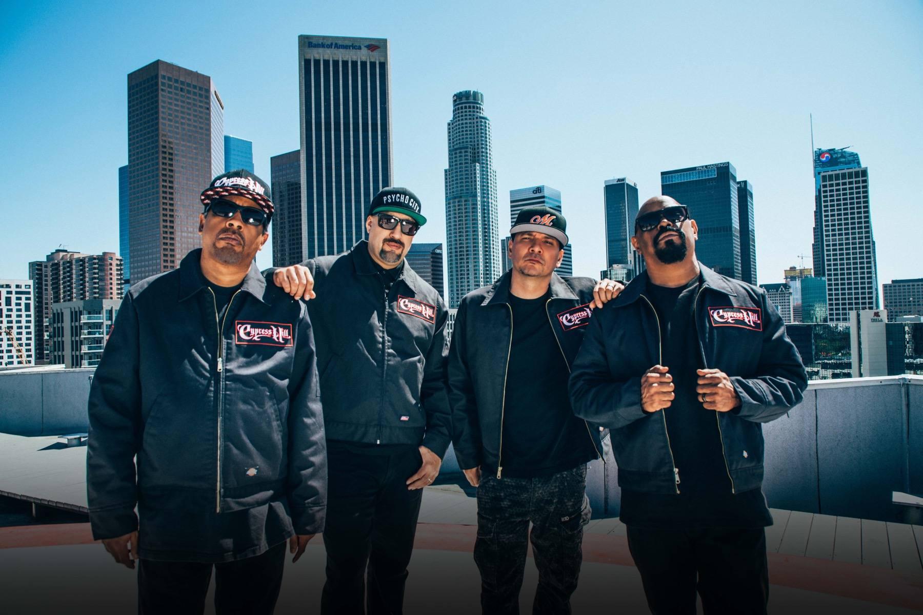Cypress Hill DTLA