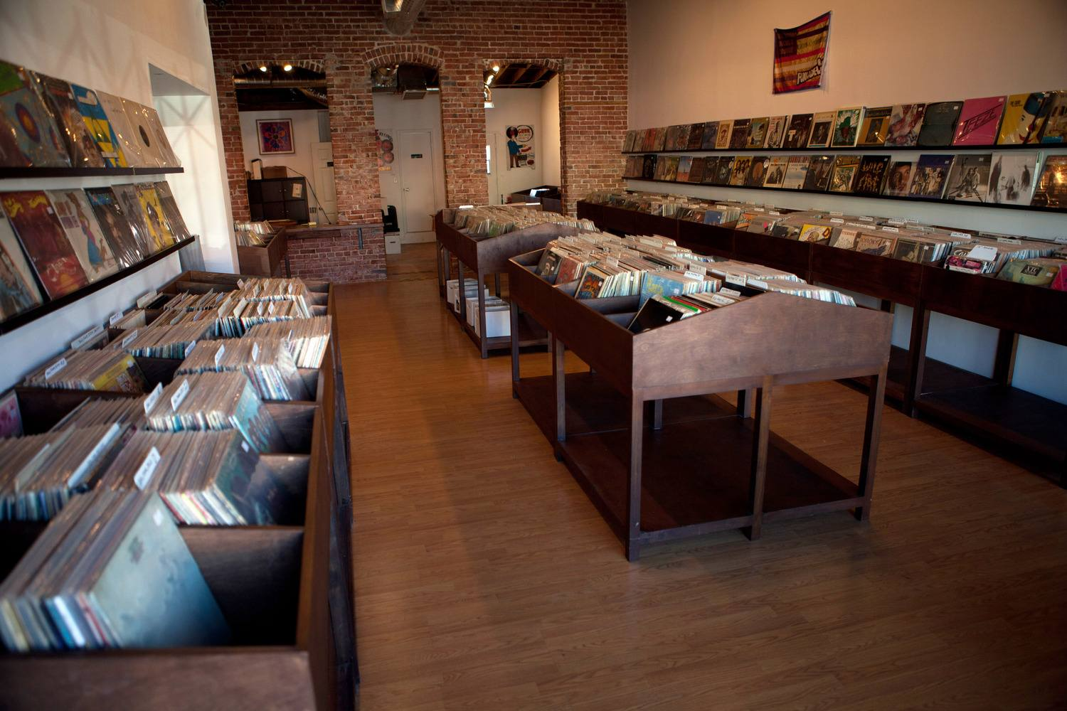 Gimme Gimme Records in Highland Park