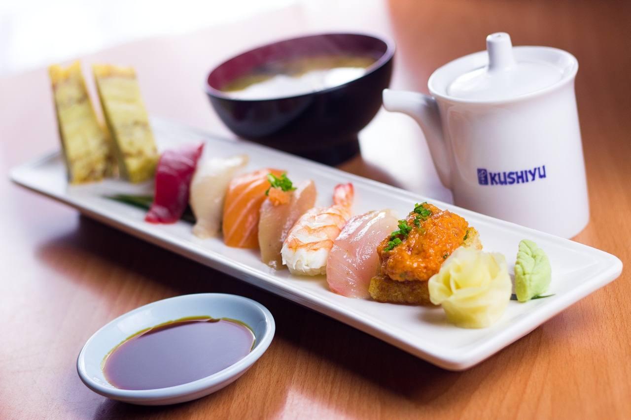 Kushiyu Sushi