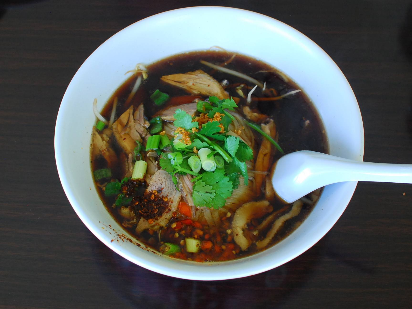 Duck Noodle Soup at Rodded in Thai Town