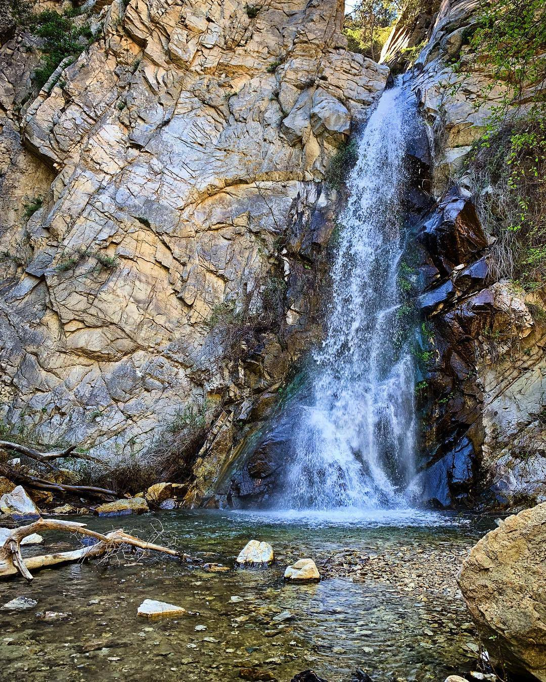 Sturtevant Falls in Arcadia