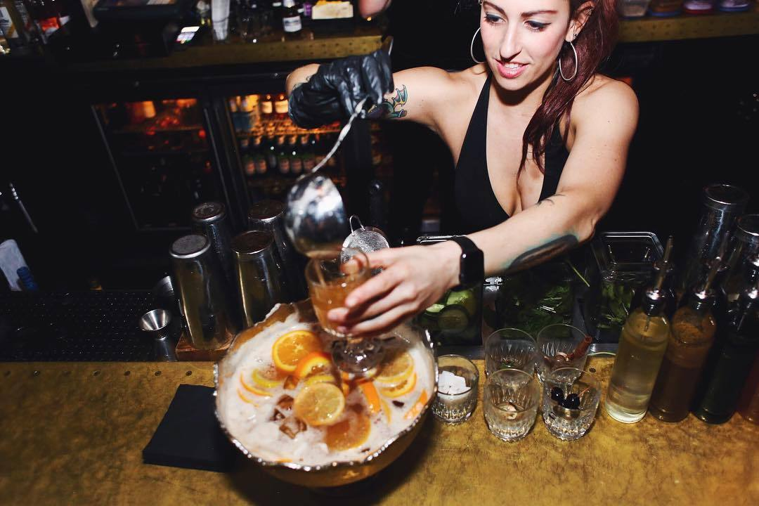 Punch Bowl at The Spare Room