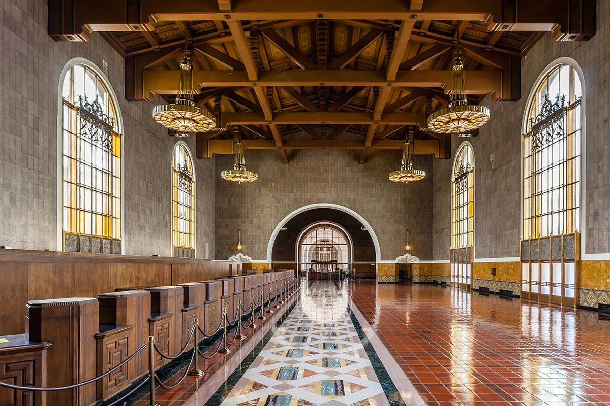 Union Station Historic Ticket Hall