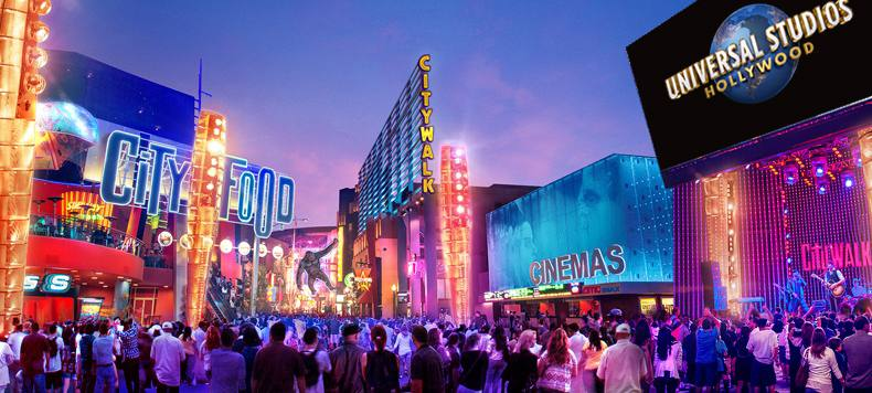 Universal CityWalk | Photo: Universal Studios Hollywood