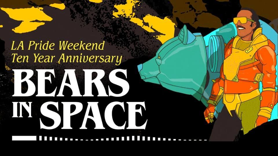 Akbar Bears in Space 10th Anniversary