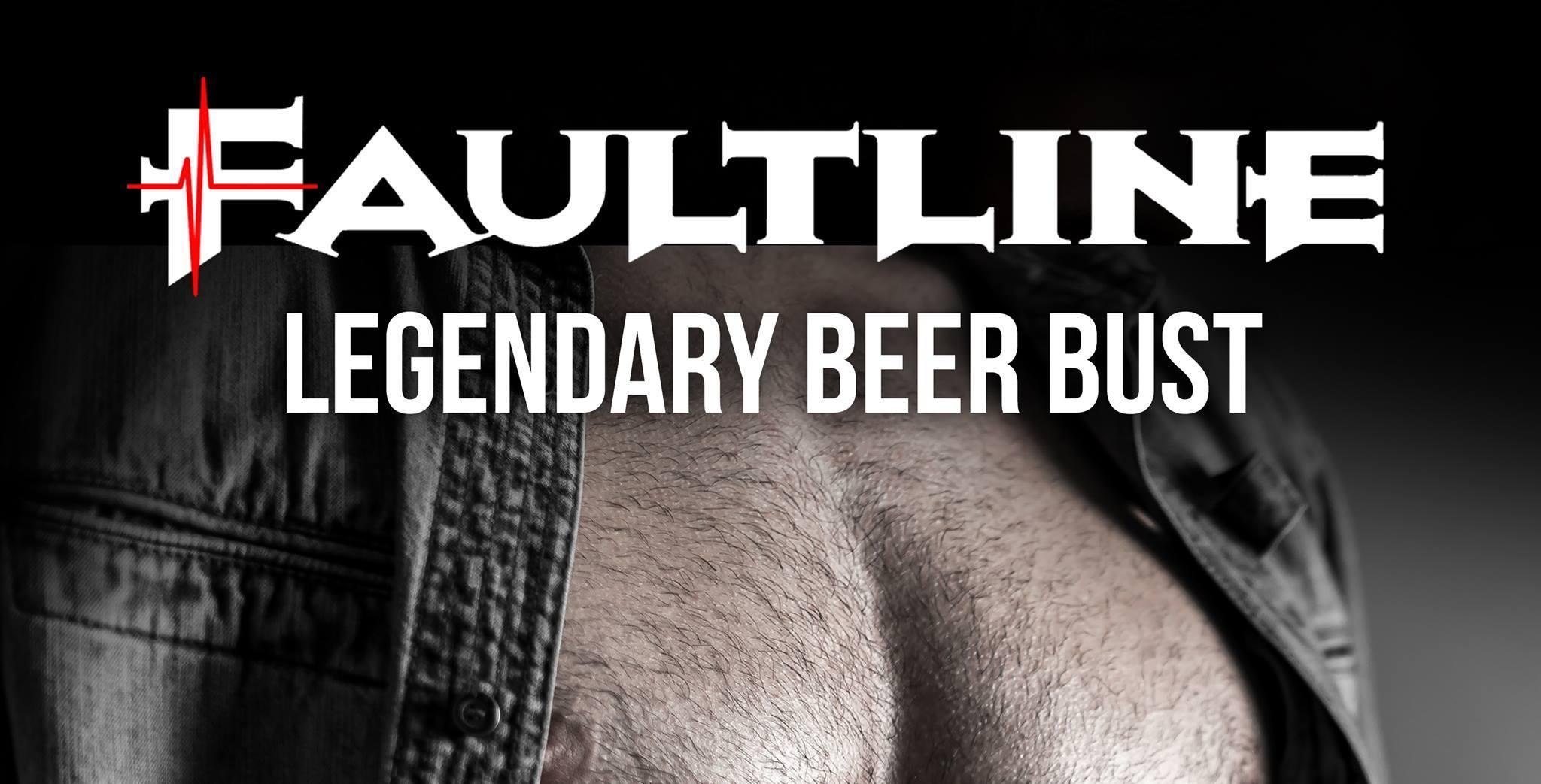 Legendary Sunday Beer Bust at Faultline