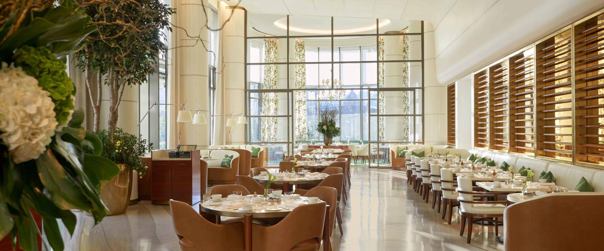 Jean-Georges Beverly Hills dining room
