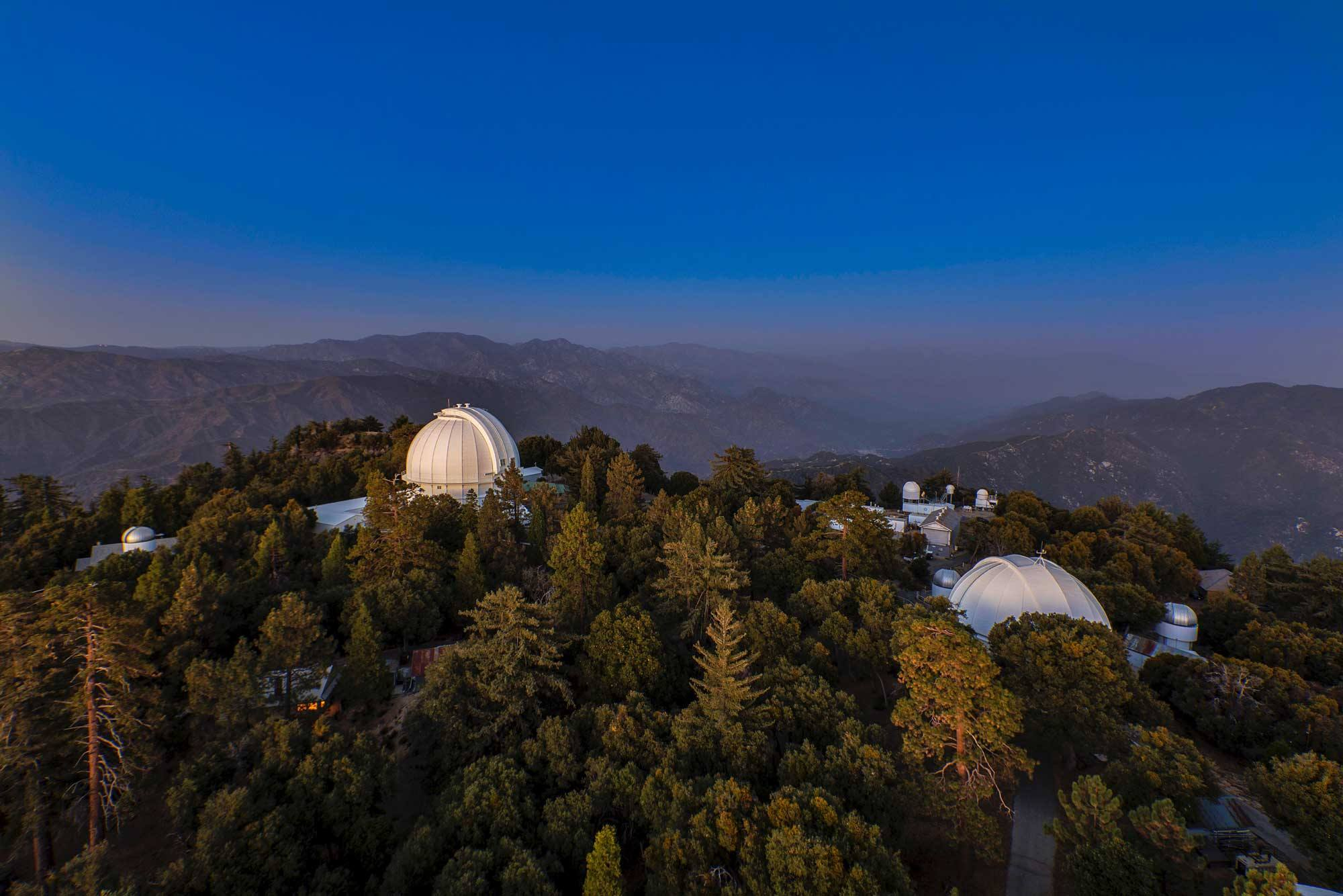 Mount Wilson Observatory CHARA Array