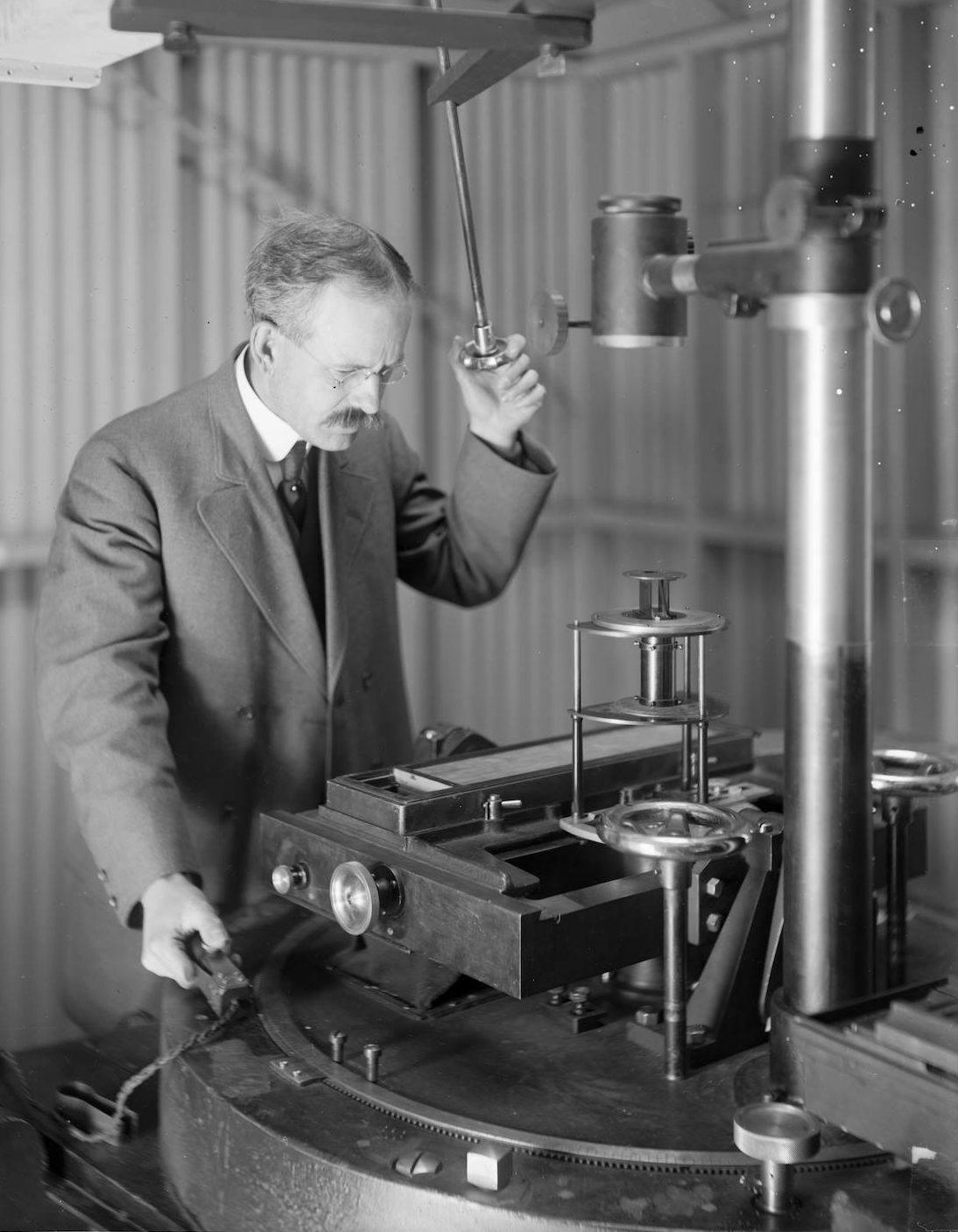Mount Wilson Observatory George Ellery Hale