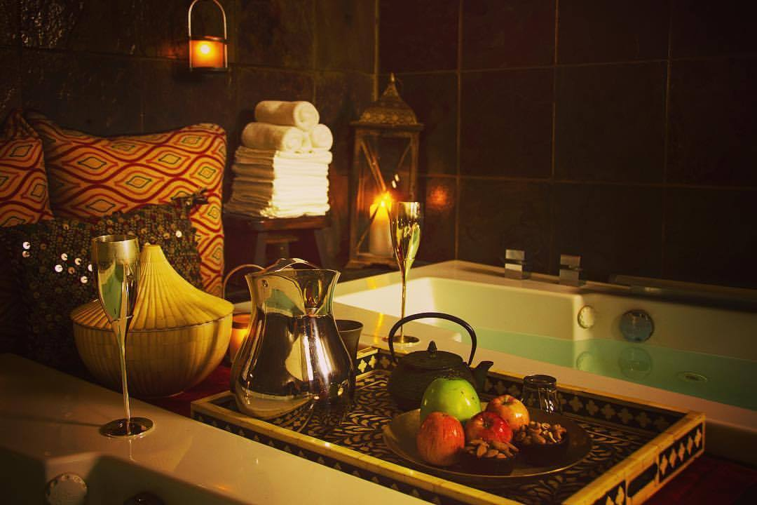 Rituel de bain marocain à Ole Henriksen