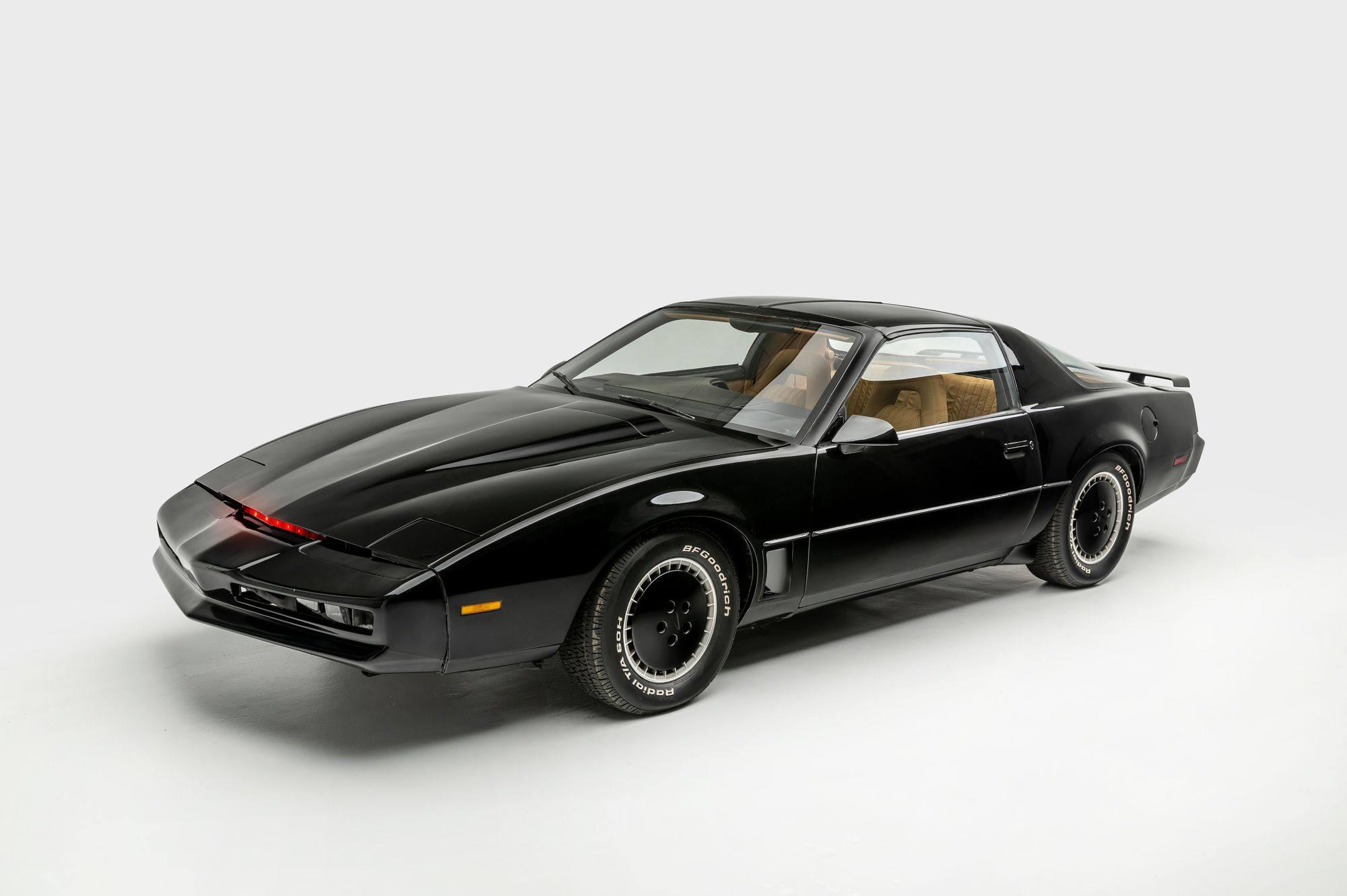 KITT from Knight Rider | Photo: Petersen Automotive Museum