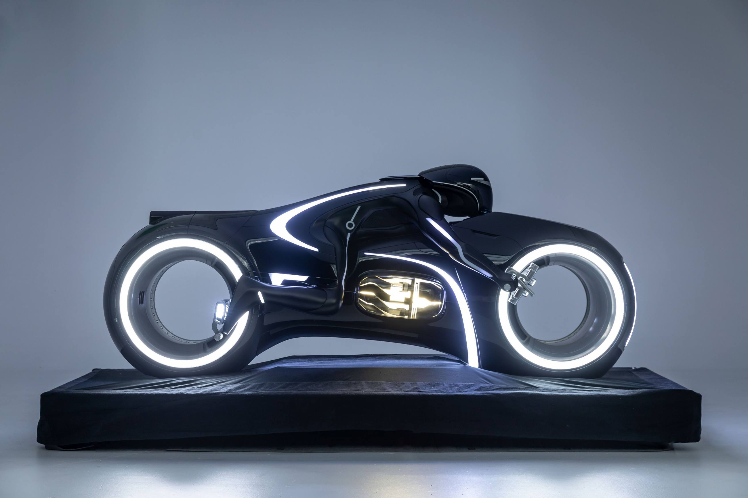 Light Cycle from Tron: Legacy (2010) | Photo: Petersen Automotive Museum