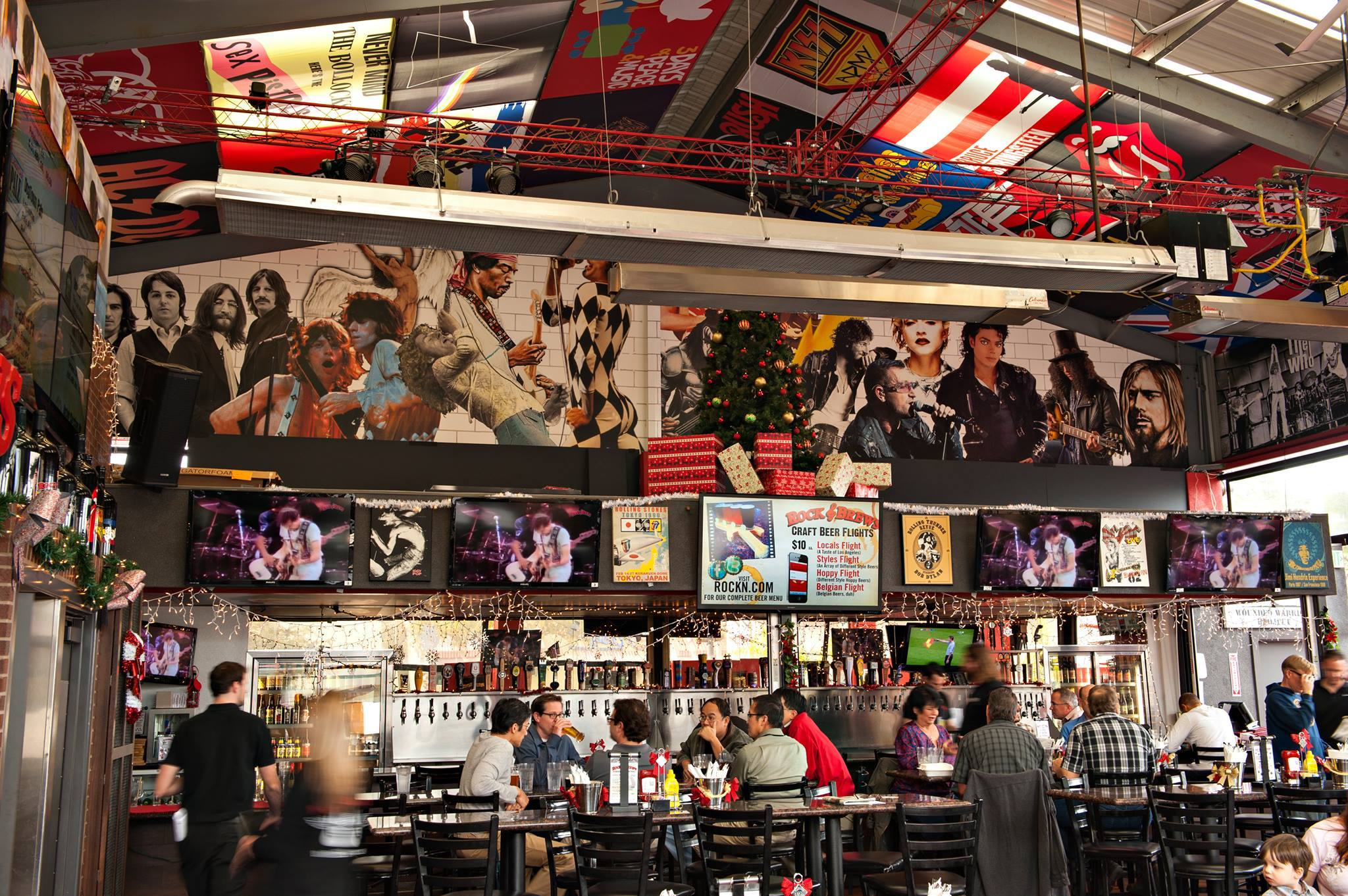 Rock & Brews El Segundo