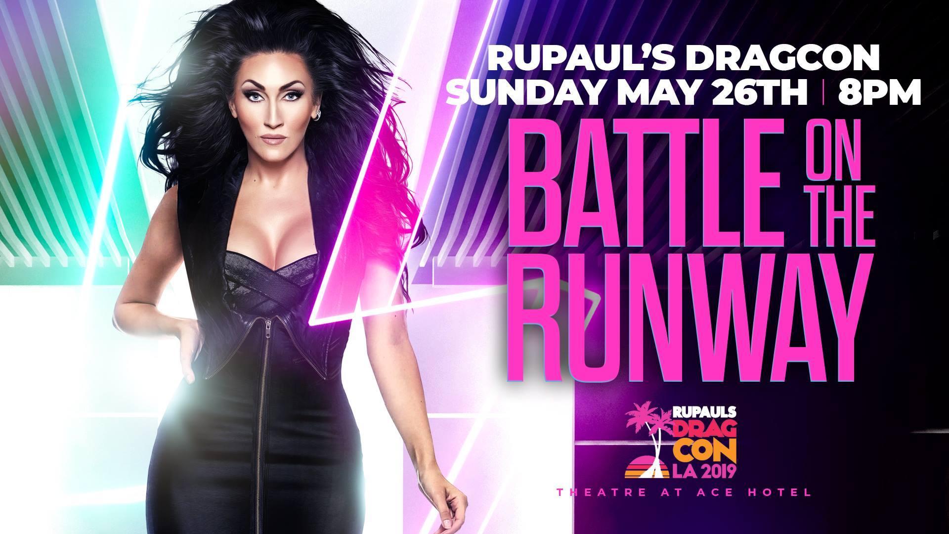 RuPaul's DragCon Battle on the Runway 2019