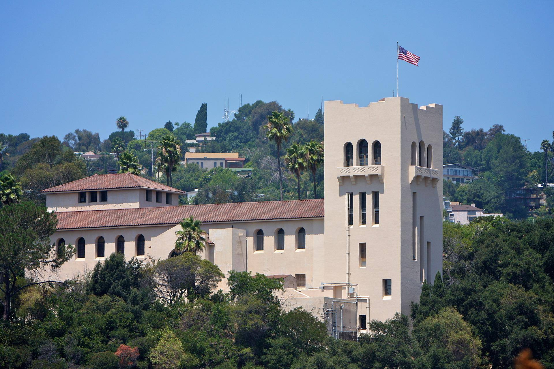 The Autry Historic Southwest Museum Mt. Washington Campus