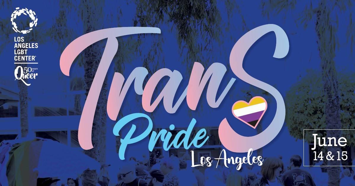 Trans Pride LA 2019