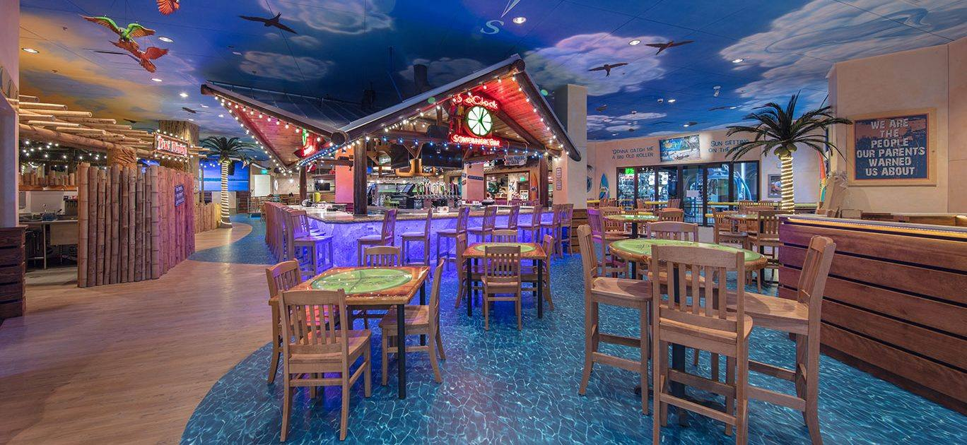 Margaritaville at Universal CityWalk Hollywood