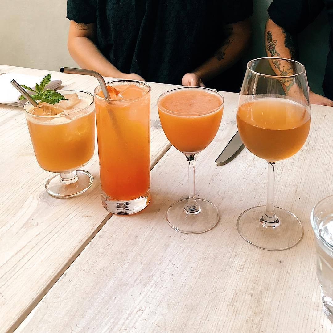 Botanica Spritz and more at Botanica | Photo: @colourwars, Instagram