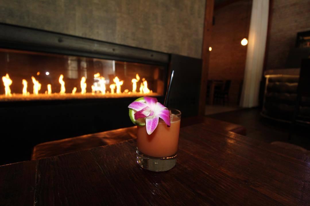 O Hotel BKLA Guava Mama cocktail
