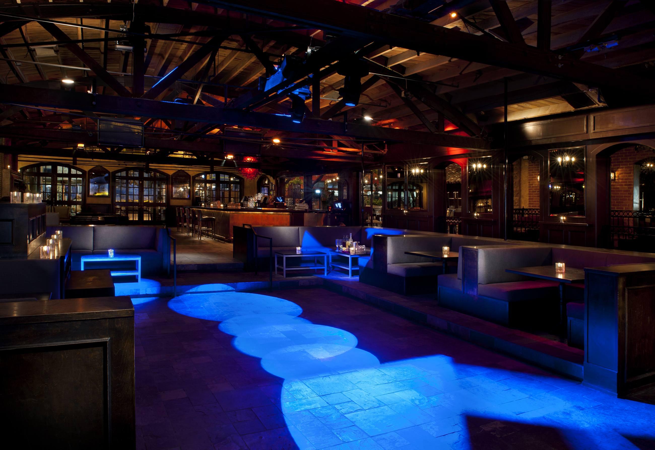 The Abbey Food & Bar dance floor