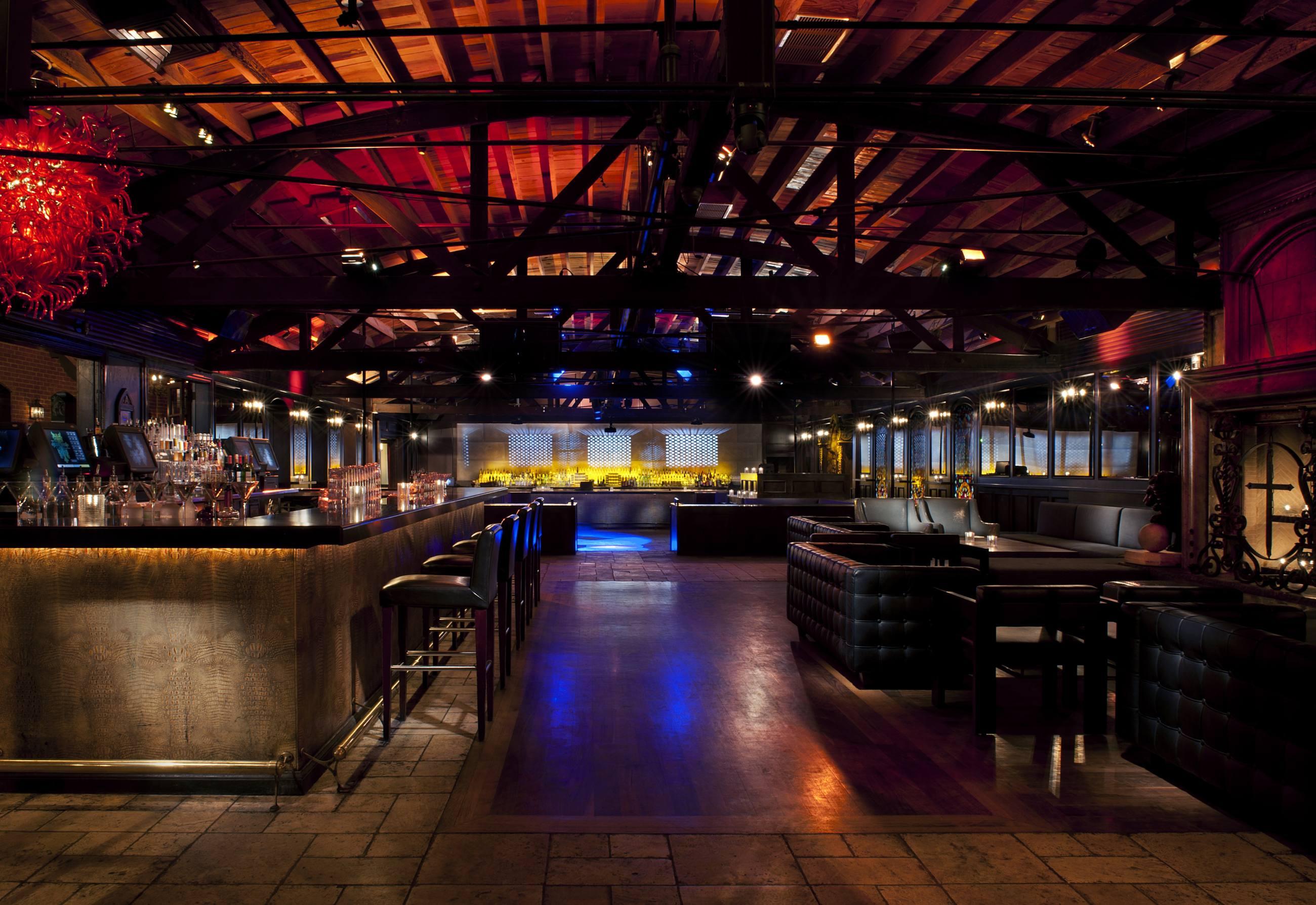 The Abbey Food & Bar Main Bar