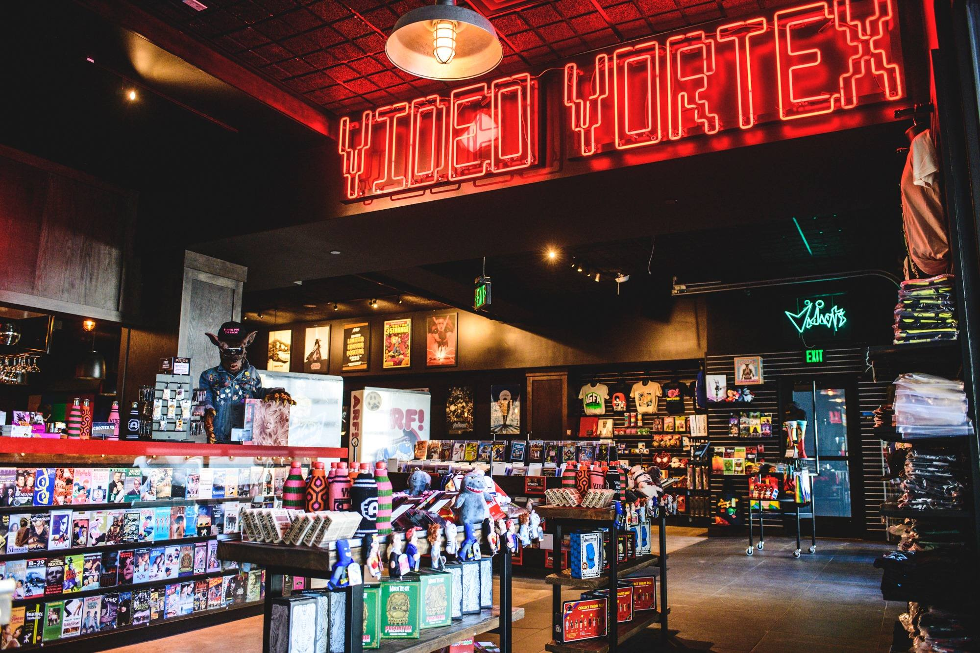 Video Vortex | Photo: Alamo Drafthouse Los Angeles