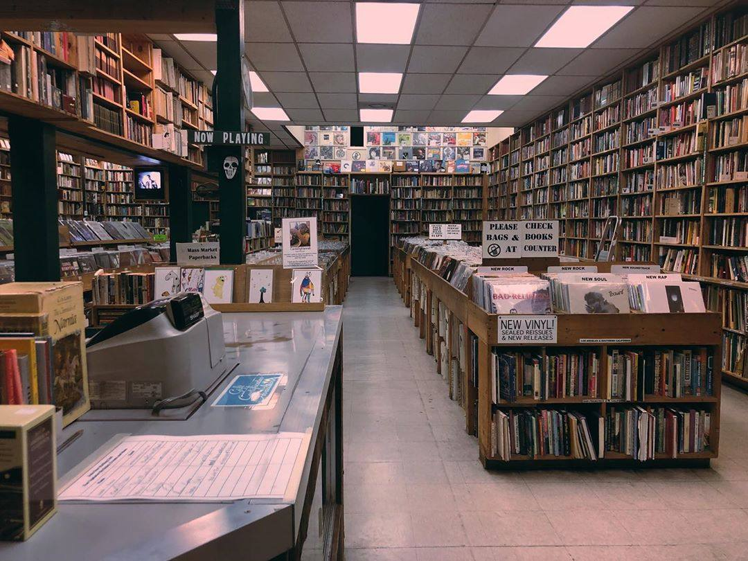 Counterpoint Records & Books in Franklin Village