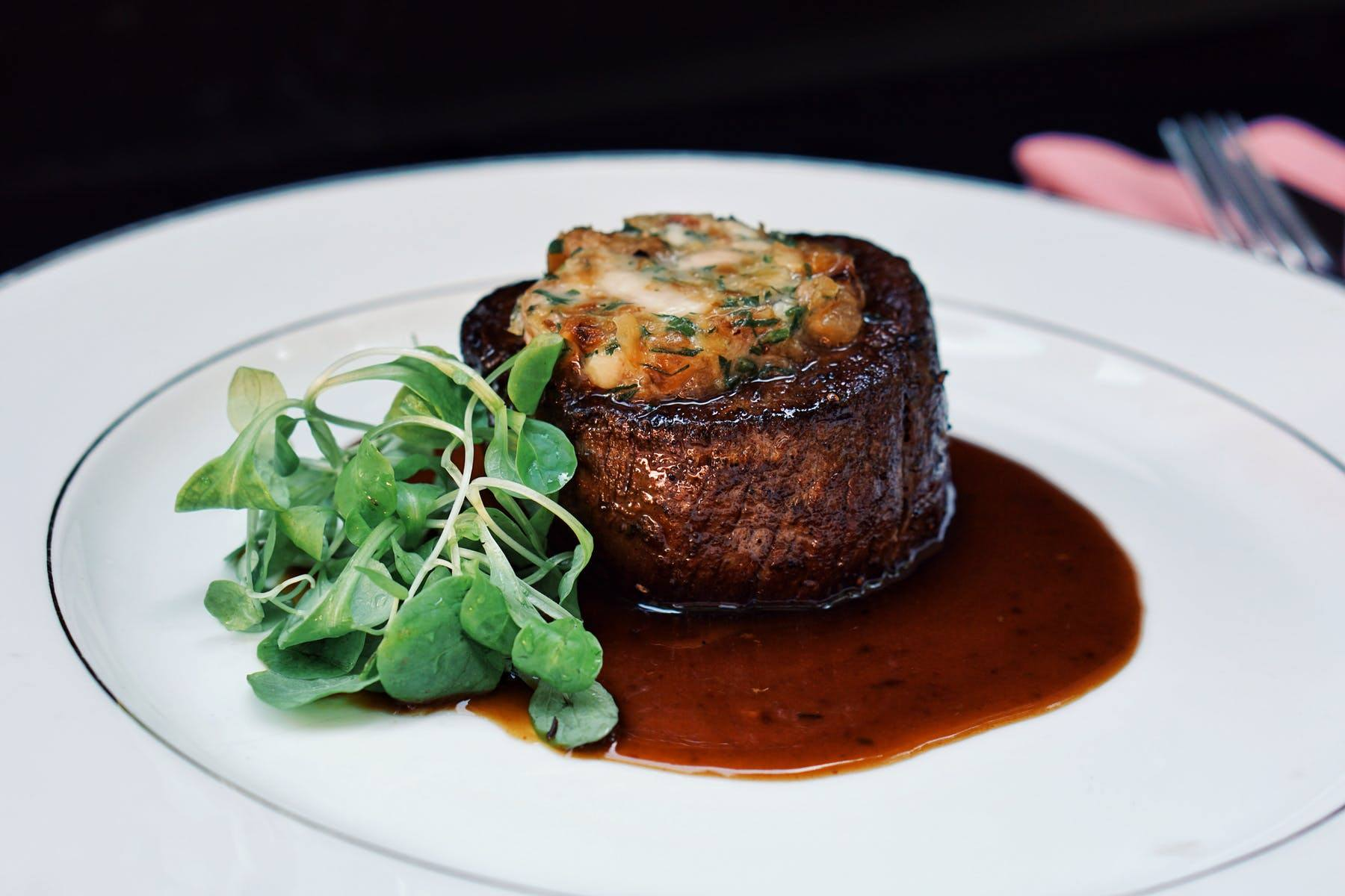 8oz Filet Mignon | Photo: Delilah