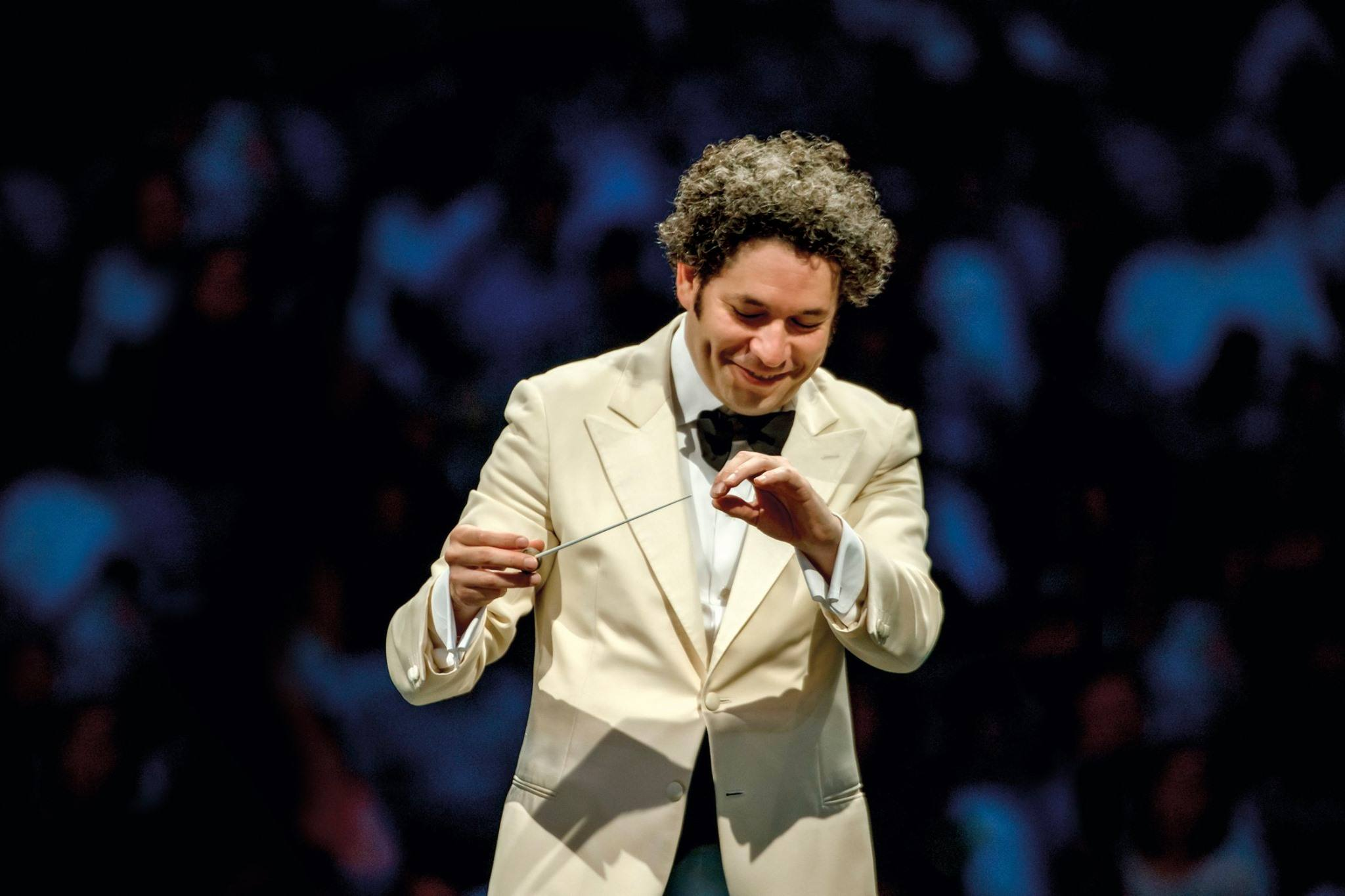 Gustavo Dudamel conducts the LA Phil at the Hollywood Bowl