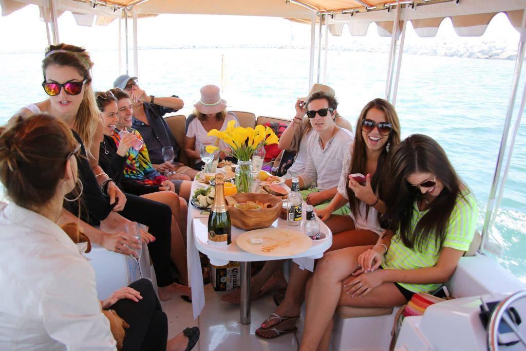 Marina del Rey Boat Rentals Duffy Electric Boat