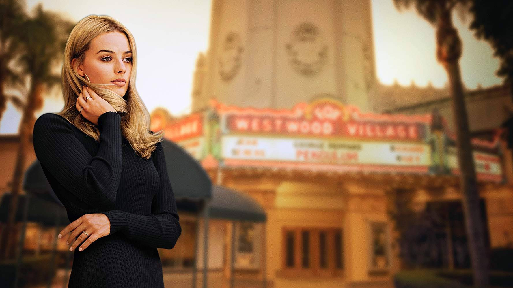 Fox Village Theatre in Once Upon a Time in Hollywood