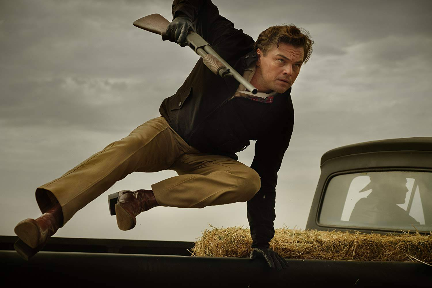 Rick Dalton (Leonardo DiCaprio) | Once Upon a Time in Hollywood