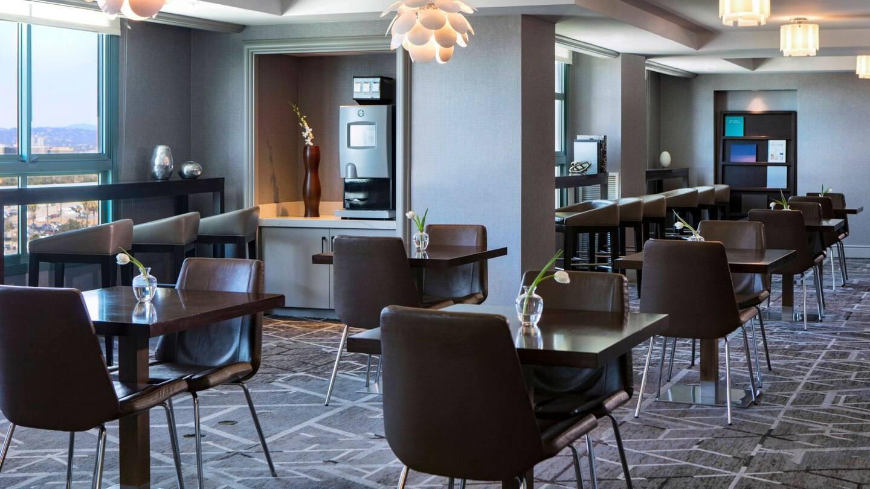 Club Lounge at Renaissance LAX
