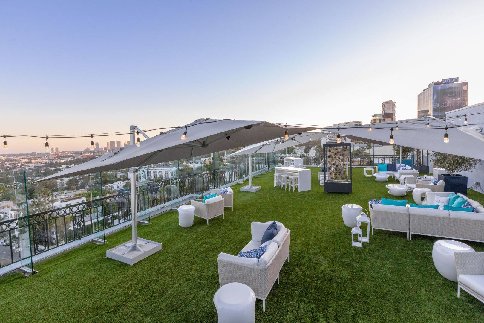 West End Roof Top at The London West Hollywood