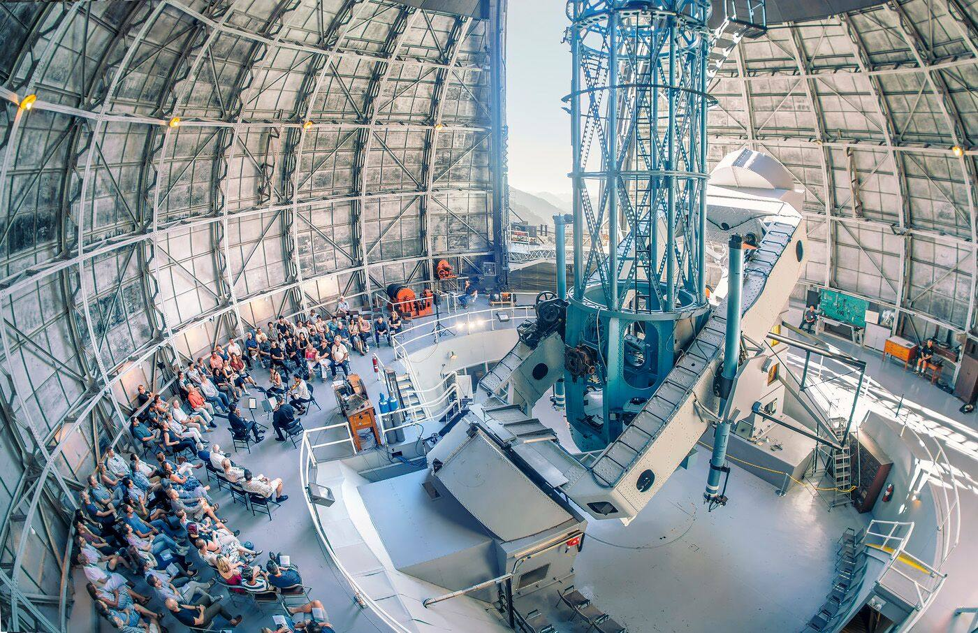 Mount Wilson Observatory Concert in the Dome