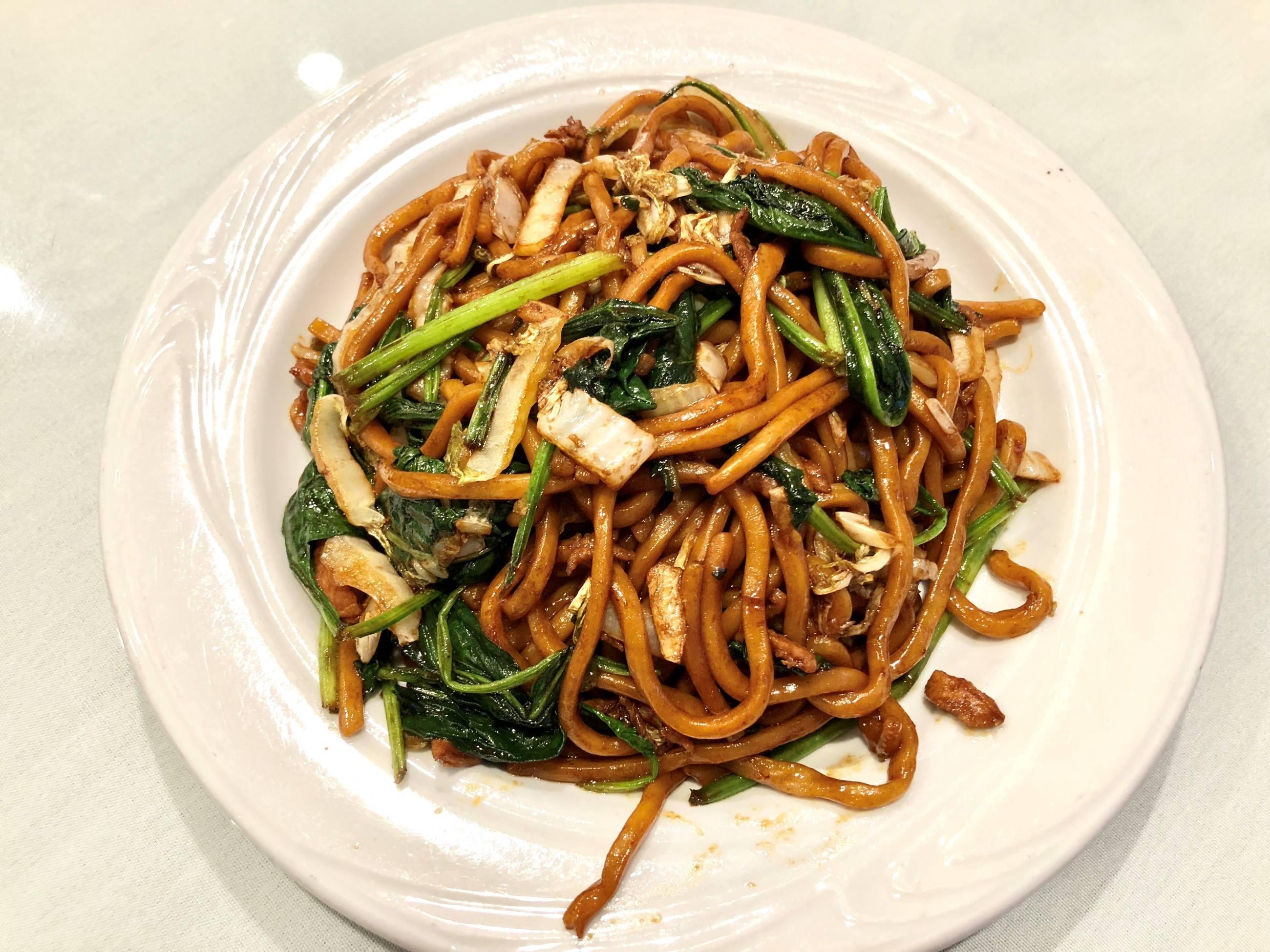 Shanghai-Noodles-in-Shanghai-Restaurant-San-Gabriel
