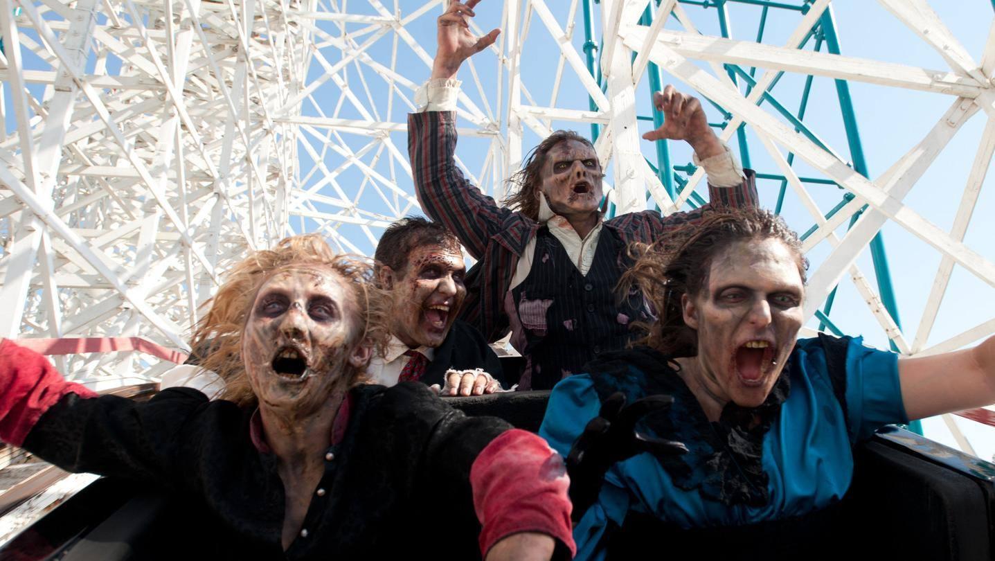 Fright Fest | Photo: Six Flags Magic Mountain