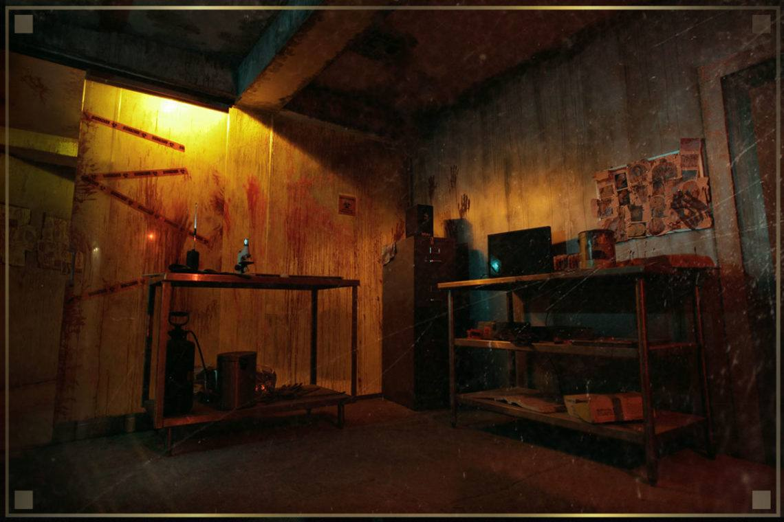 Zombie Room 1986 | Photo: Escape Hotel Hollywood