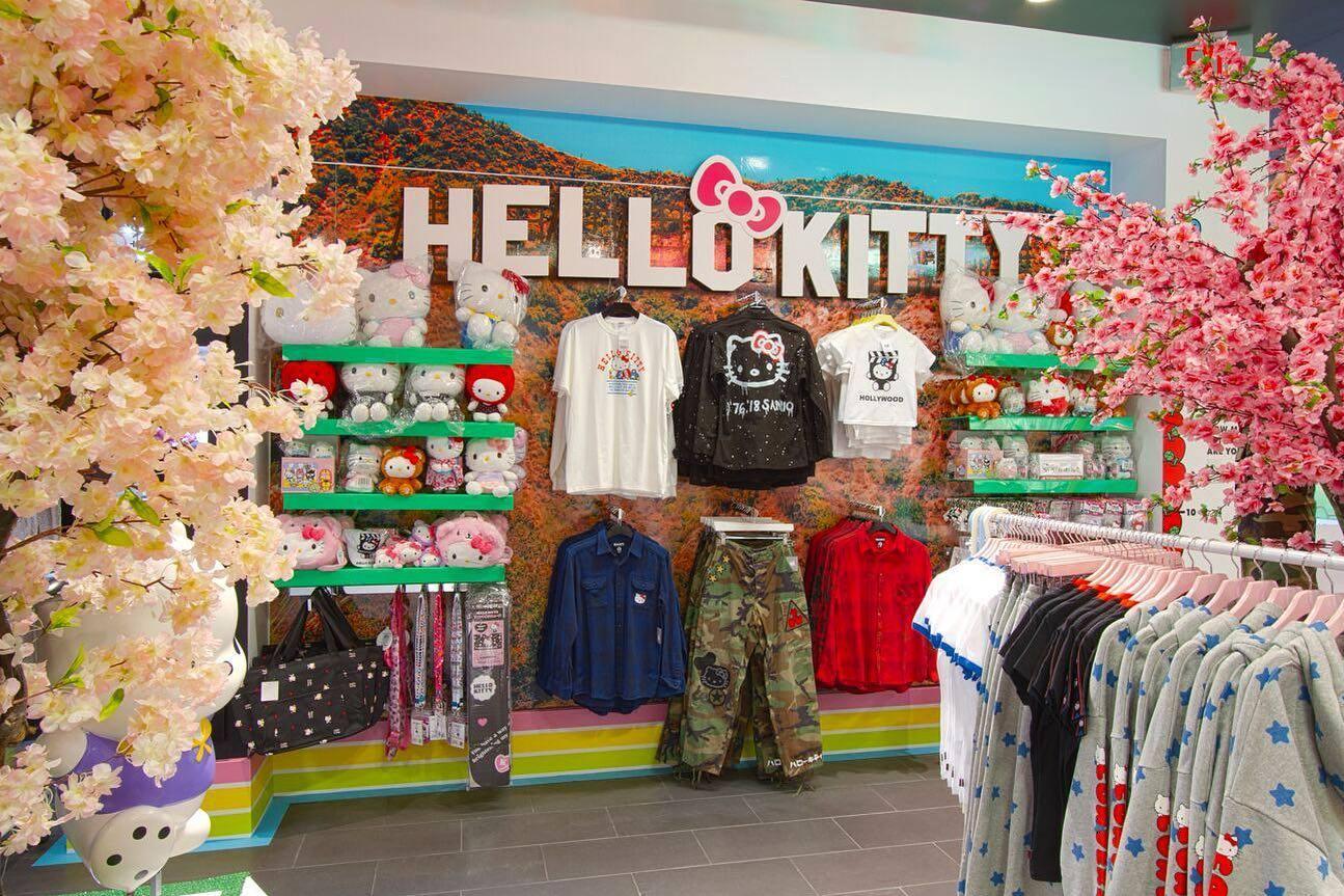 Hello Kitty Hollywood at Hollywood & Highland