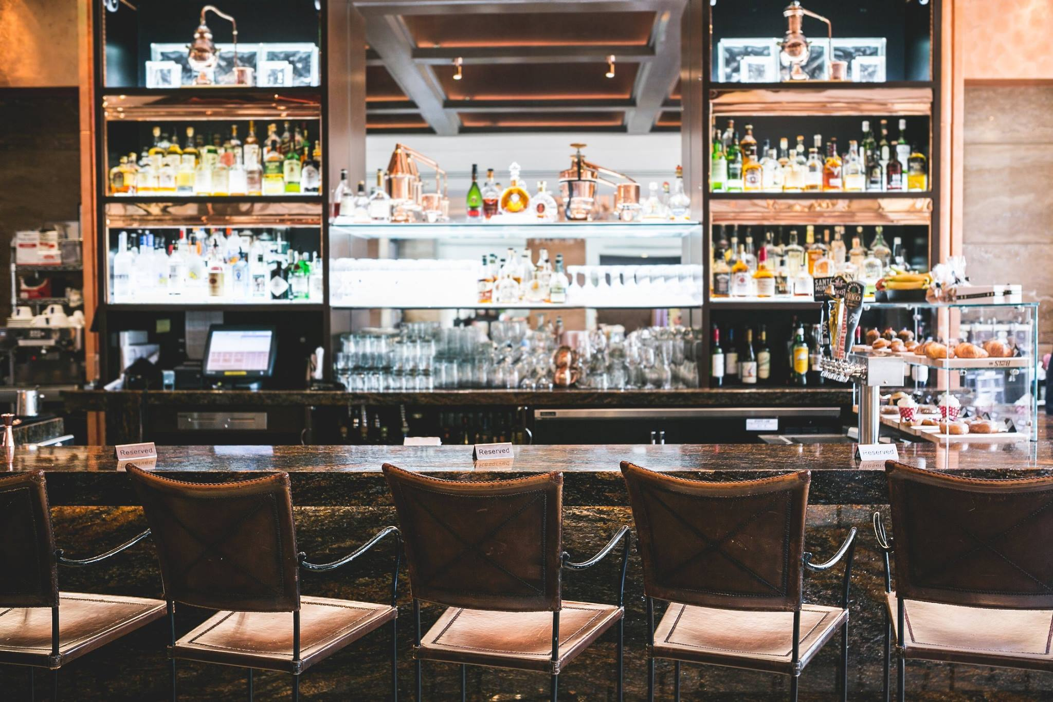 Copper Lounge at the InterContinental Los Angeles Century City at Beverly Hills
