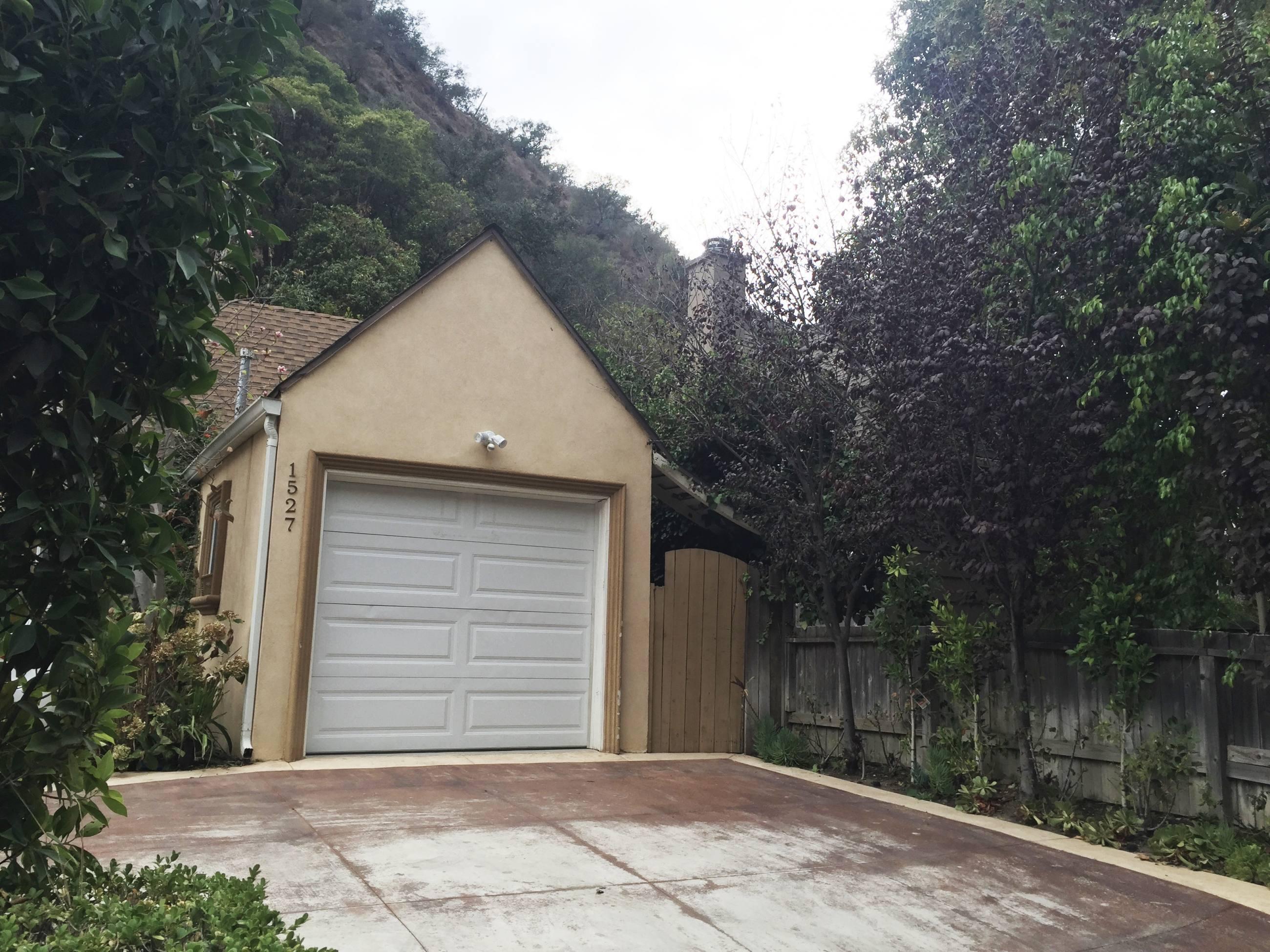Robert Durst Murder House in Beverly Hills