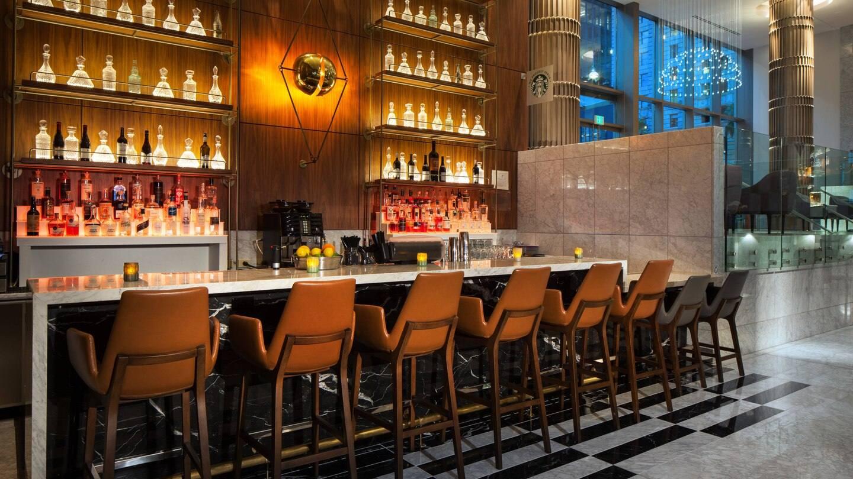 Hope Street Bar at Sheraton Grand Los Angeles